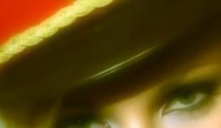 Blonde Soviet Policewoman having lesbo sex