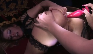 2 lascivious chicks adore anal sex and they want to wonder every other. They have many sex toys and they use them to fuck ass holes and take every other to the top!
