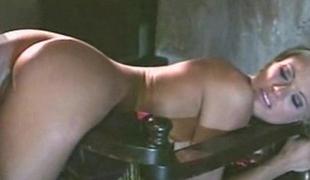 Briana Banks moans of pleasure. Botheration cumshot.