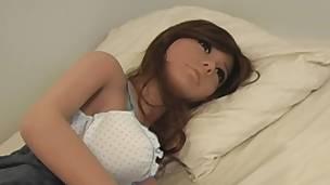 Creeping On A Teen Doll!