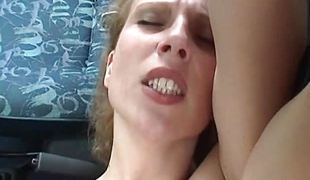 French whore gets ass screwed
