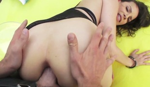 Dana DeArmond shows her love for anal fisting